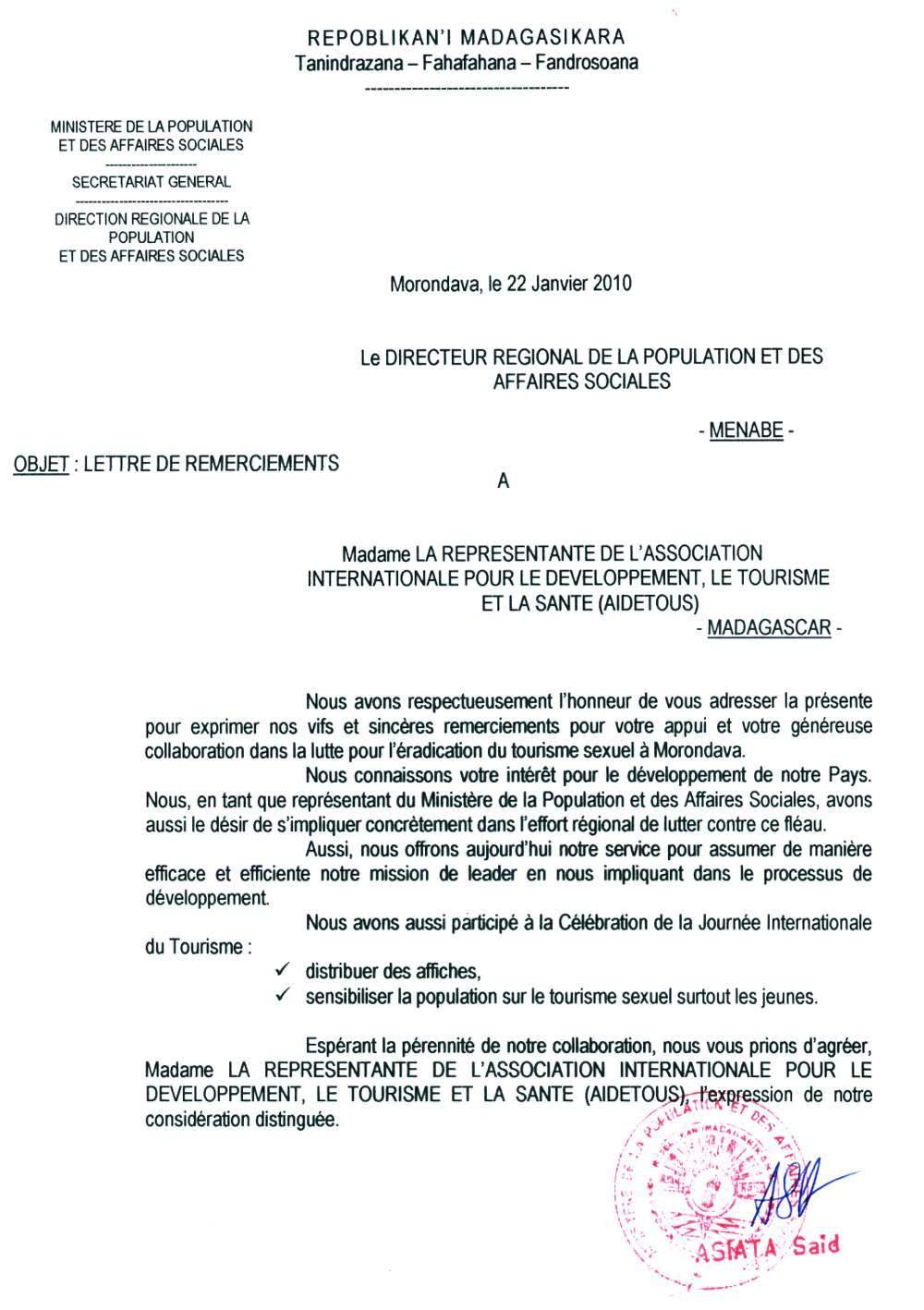 Contrat Gratuit Pour Les Services Rendus Modèle De